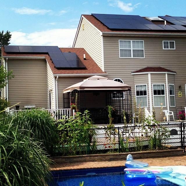 Manorville, NY Solar Install 7.8 Kw
