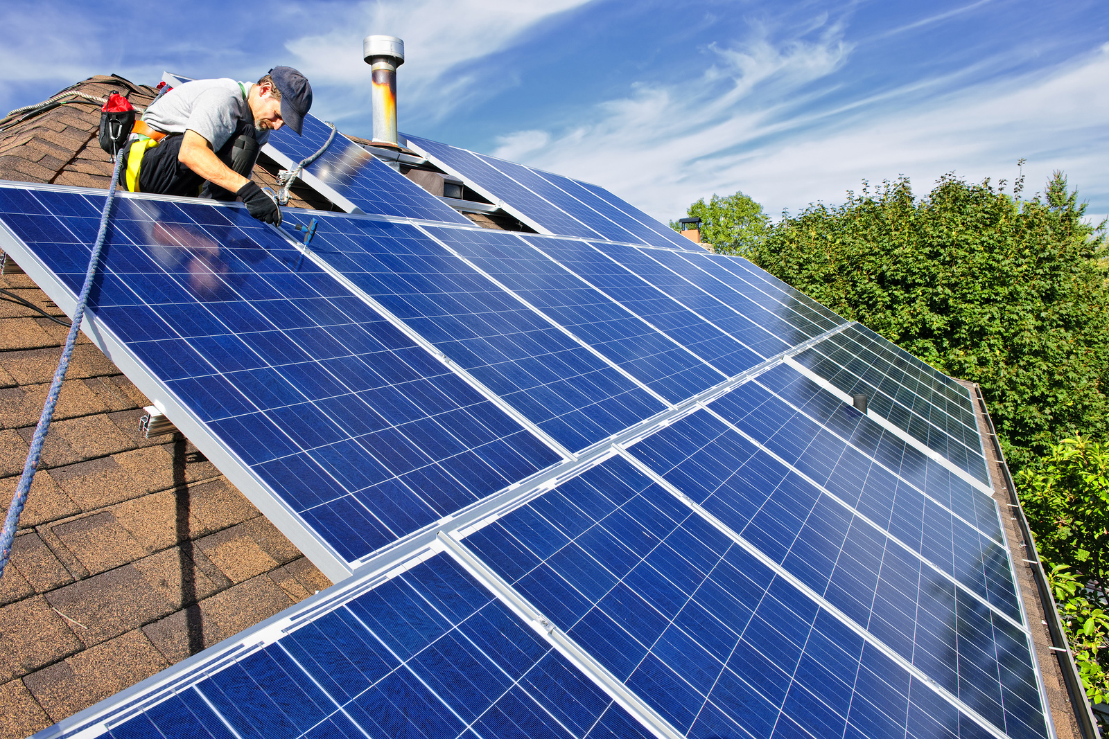 Solar Panel Installers by GreenLeaf Solar in Nassau and Suffolk County NY