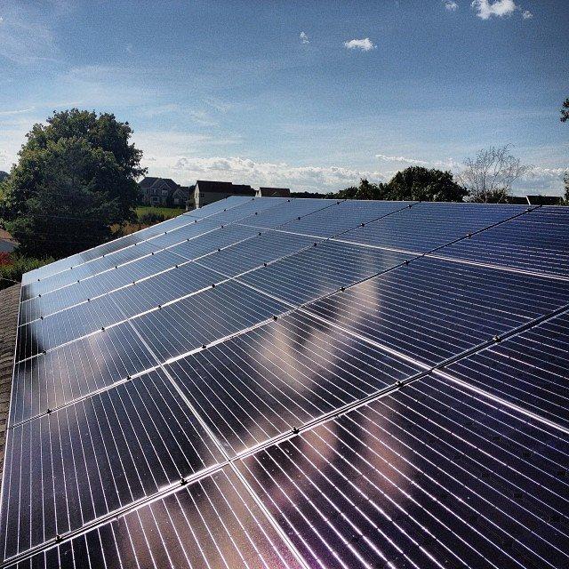 Calverton, NY Solar Install 7.28 Kw