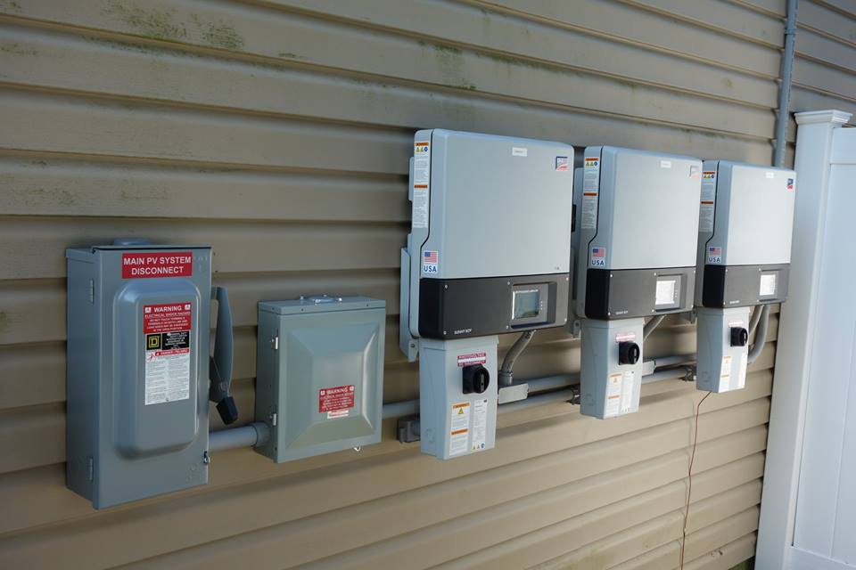 SMA and SolarEdge Inverters