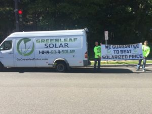 Brookhaven GreenLeaf long island solar power
