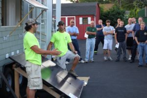 Community Outreach - GreenLeaf Solar