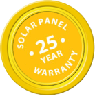25 Year Commercial Solar Panel Warranty from GreenLeaf Solar