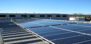 Commercial Solar Panel Benefits from GreenLeaf Solar