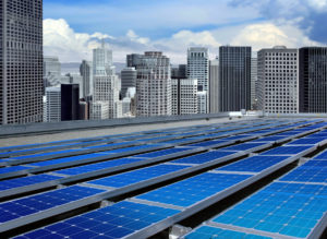 Commercial Solar Panels from GreenLeaf Solar