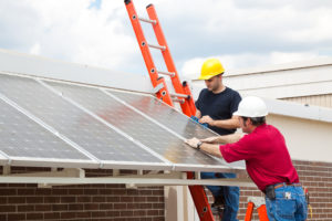 Energy Efficient Solar Panels from GreenLeaf Solar