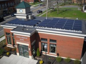 Commercial Energy Benefits with GreenLeaf Solar