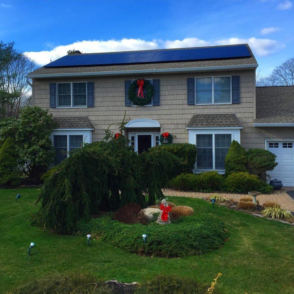 Coram, NY Solar Install