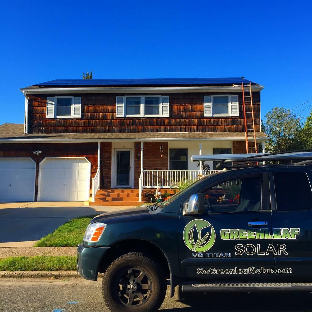Sayville, NY Solar Install