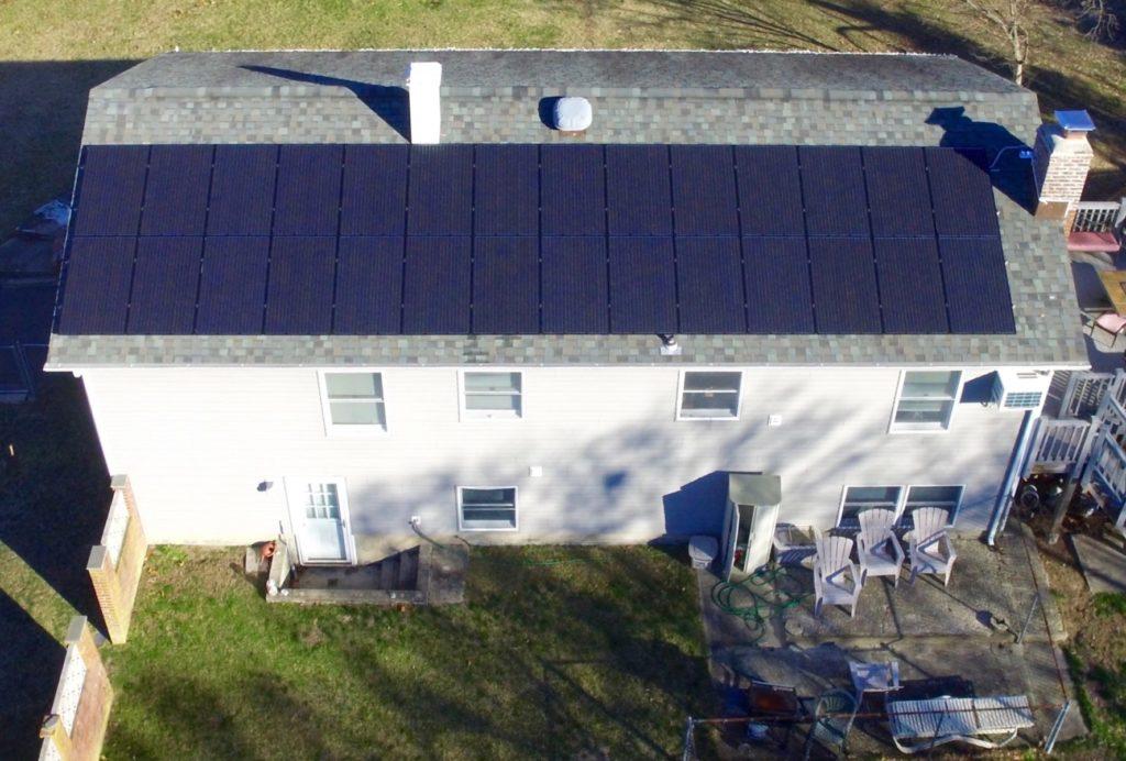 Coram, NY Solar Install 7.560 Kw