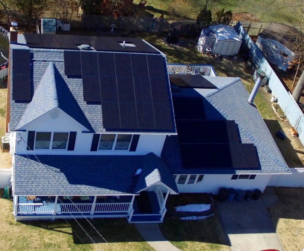 Holbrook, NY Solar Install 15.4 Kw