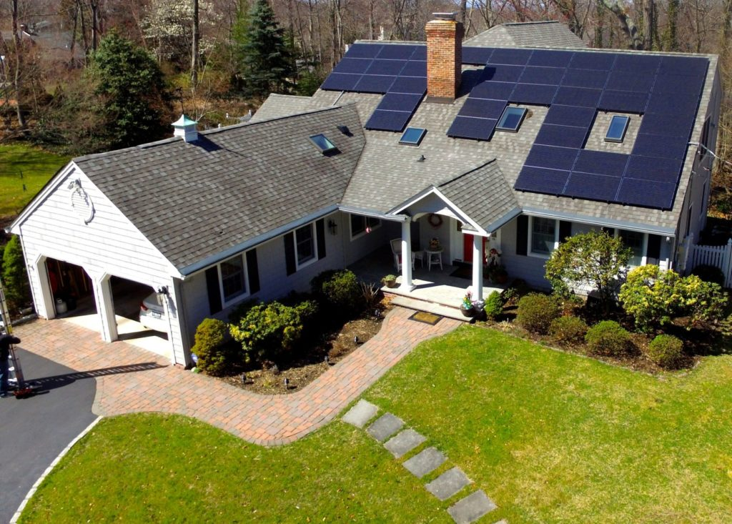 Stony Brook, New York Solar Install 18.70Kw