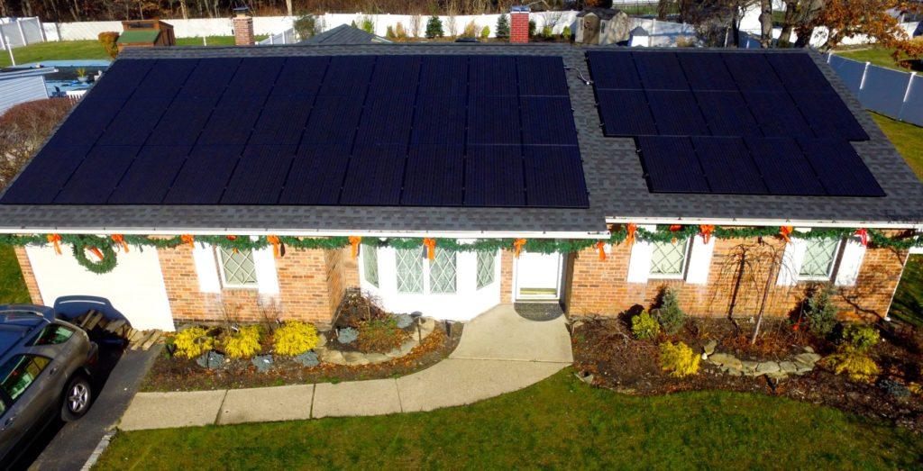 Bohemia, NY Solar Install 12.1 Kw