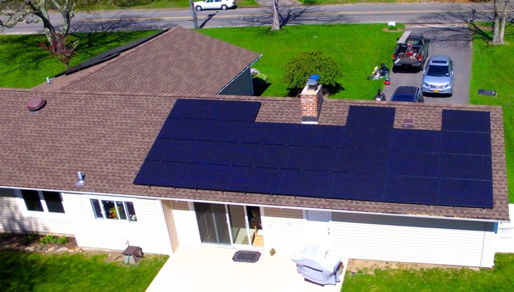 Huntington Station, New York Solar Install 11.48Kw