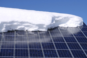 Winter Effects on Solar Panels